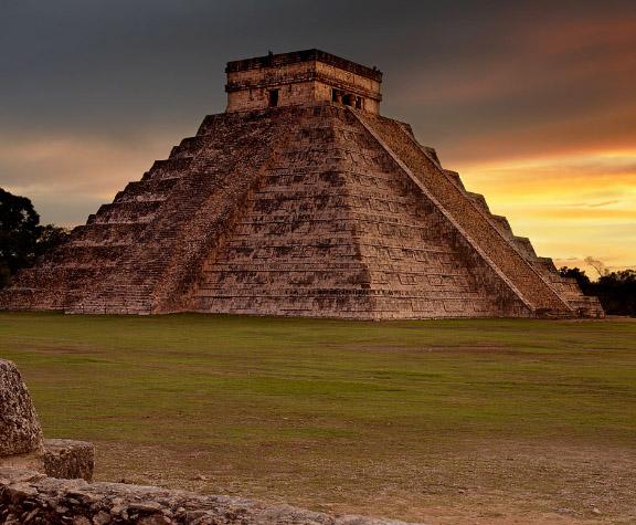 Mayan Ruins Cancun